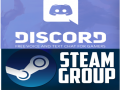 Join Our Discord Server and Steam group