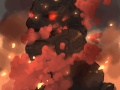 #3: The Burning Statues