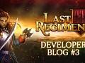 Last Regiment Dev Blog #3 - Making tiles, designing UI, and more game info