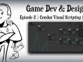 Game Dev & Design - Combat Visual Scripting (part 1)