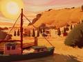 Rock of Ages 2: Bigger & Boulder [Dev Blog #14] - Impressionist Art in RoA2, using Unreal Engine 4