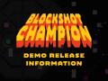 BlockShot Champion Demo - Local Multiplayer Mayhem!