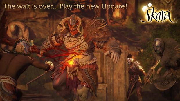 Open Alpha Update 0.8.0