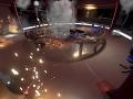Excalibur: Interior Damage Update