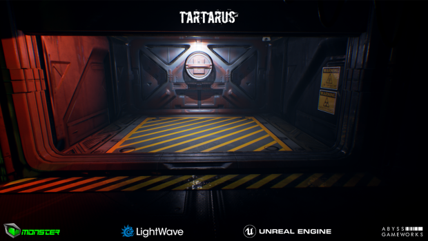 TARTARUS has officially been selected to be a finalist at Terminus Game Awards