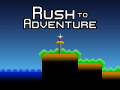 Rush to Adventure trailer and Greenlight