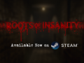Roots of Insanity 50% off on Steam!