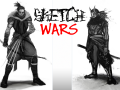 Sketch Wars: Game update Art Work and In-Game