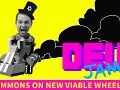 Dev Jam #9 - Simmons on NEW VIABLE WHEELS