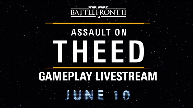 First Gameplay Livestream is coming June 10