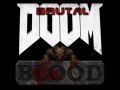 You need Brutal Doom v20b Blood ode to make it work