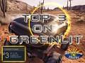 Arizona Derby hits Top #1 at Greenlit