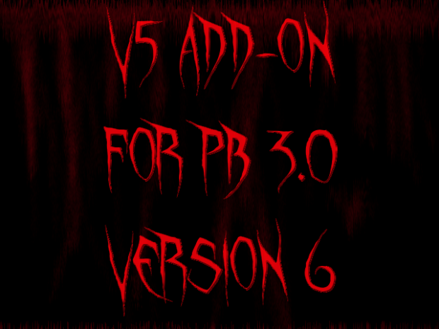Major Issues with V5 version 5!