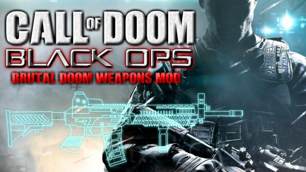 *Developer Diary* CALL OF DOOM : BLACK OPS (New DOOM MOD PROJECT)