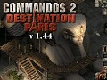 Commandos 2: Destination Paris 1.44 Released!
