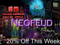 Neofeud is 20% Off!