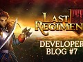 Last Regiment Dev Blog #7 - Pretty Isn't Good