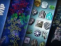 Starfall Tactics WIP:  Space Regions, Strategic Resources and updated Eureka!