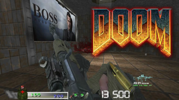 *Developer Diary* AN-94 in the DOOM (CALL OF DOOM : BLACK OPS)