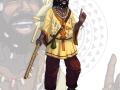 New character - Cissé Kouyaté
