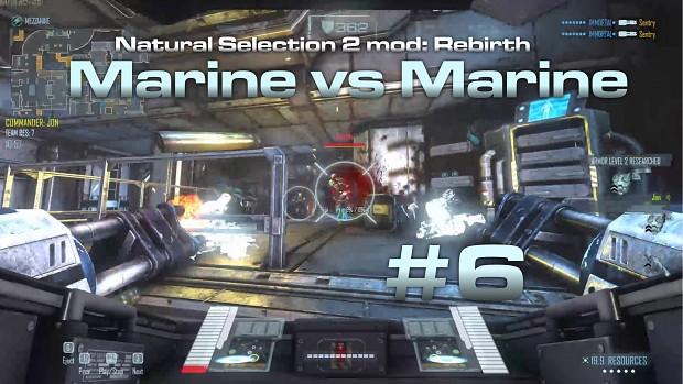New Marine vs Marine gameplay!