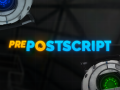 Announcing prePostscript: a Conversion successor