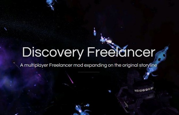 Discovery Freelancer 4.89: Goodies for New and Returning players!