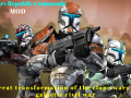 The Great Transformation of the Clone Wars to the Galactic Civil War