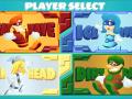 Building Block Heroes - Characters