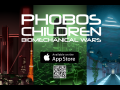 Phobos Children released on the App Store!