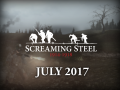 Screaming Steel - July 2017 News