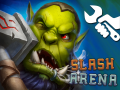 Slash Arena: Online - From prototype to an almost done game