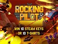 Win 10 Steam keys or a T-shirt!