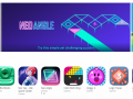 Global feature on iOS Appstore!