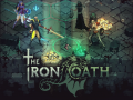 The Iron Oath is now live on Kickstarter!