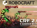 Damage Boost & CRF 2.0 Update – OUT NOW!