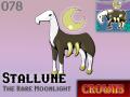 Monster of the Week - Stallune