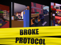 Minecraft Meets GTA Online - Broke Protocol Steam Launch and Free Game Keys