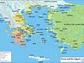 Pelopponesian League and Delian League Units.