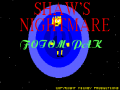 Shaw's Nightmare Fotom Pak released
