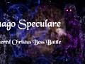 Imago Speculare - Gameplay: Withered Christus Boss Battle