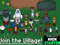 Village Monsters has launched on Kickstarter!