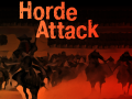 The trailer of the game Horde Attack