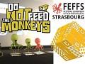 Monkeys in Korea… and awards in Strasbourg!