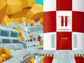 Building Block Heroes - Secret Rocket Base