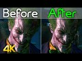 HD Texture Pack V4.1 - Arkham Asylum