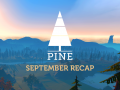 Pine - September Recap: A Morning on the Pollen Fields