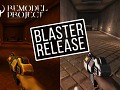 Hi-poly blaster goes to public. Berserker and kmquake release!
