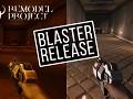 Hi-poly blaster goes to public. Berserker and kmquake release!
