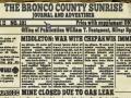 Corral Countdown 28: The Bronco County Sunrise